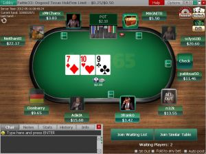 bet365-poker-table