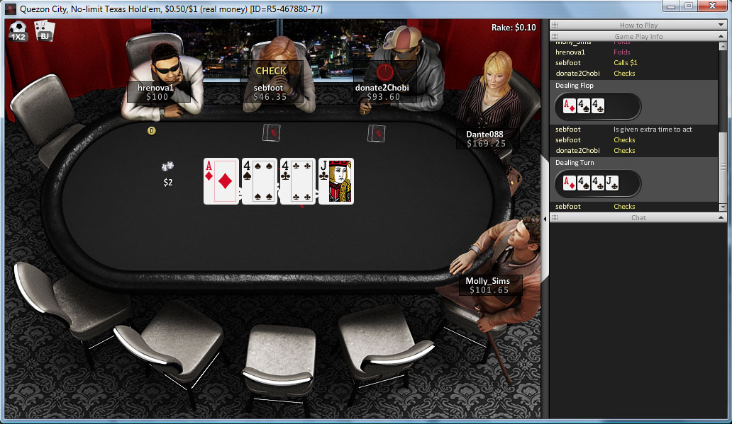 betsafe poker red