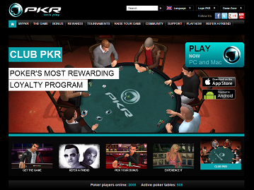 pkr live chat