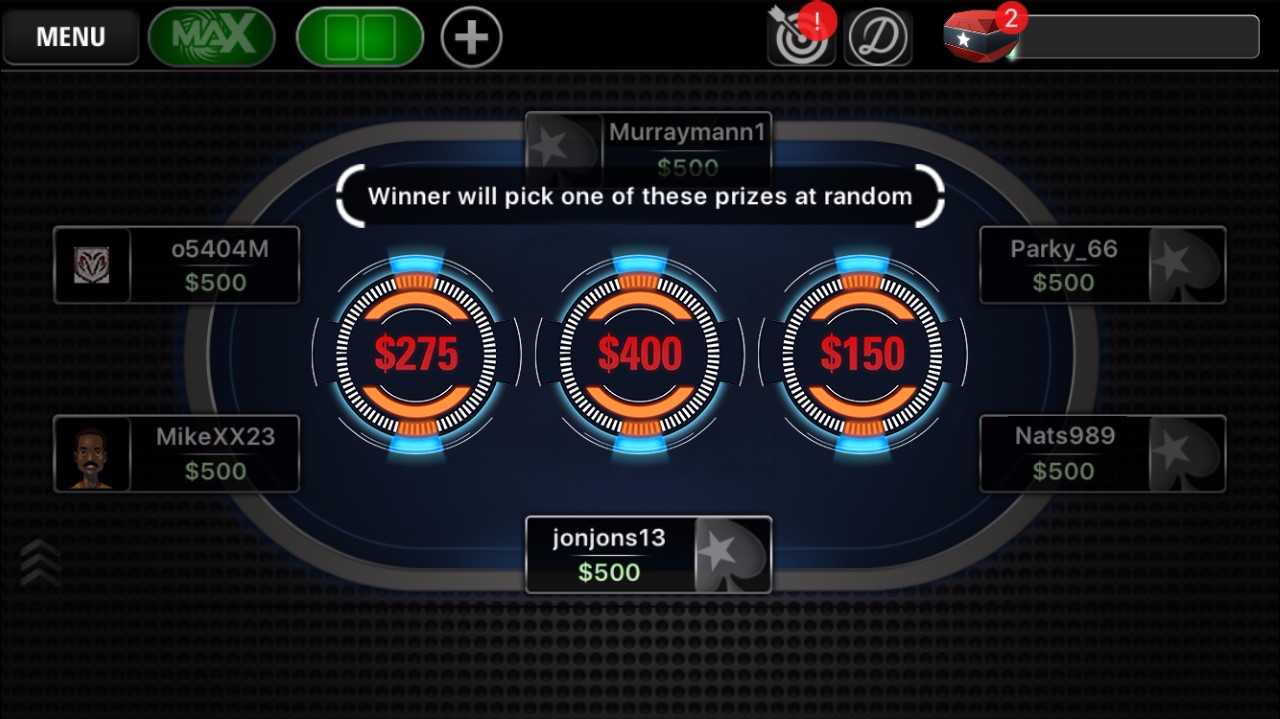 pokerstars spin and go max mobile
