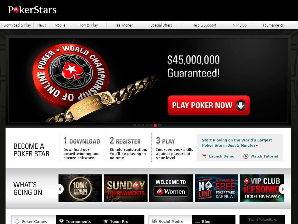 Pokerstars Vpp